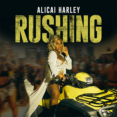 Rushing by Alicai Harley