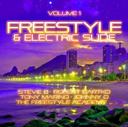 Freestyle & Electric Slide Vol. 1 de Various Artists
