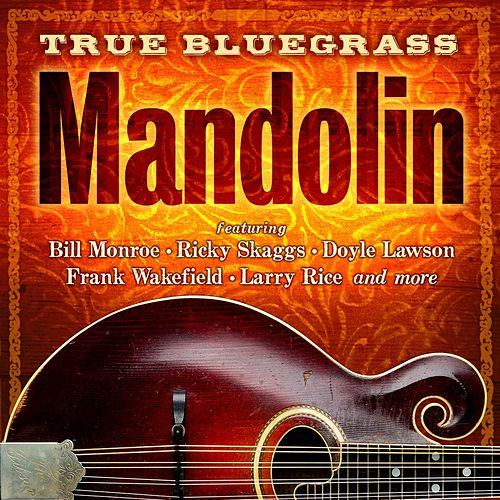 True Bluegrass Mandolin by Various Artists