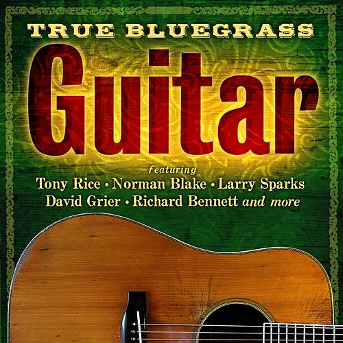 True Bluegrass Guitar by Various Artists