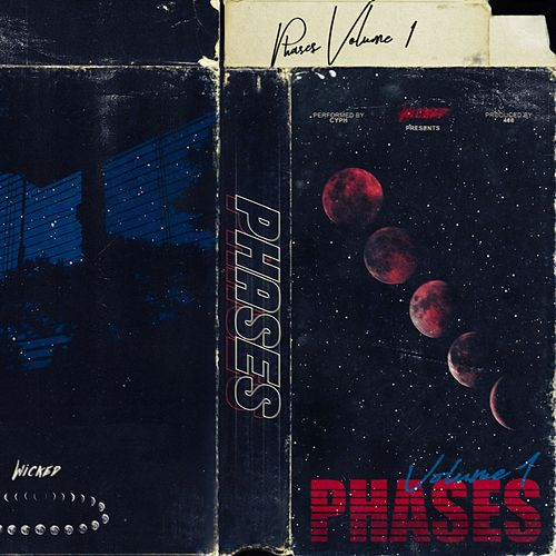 Phases, Vol. 1 by Cyph
