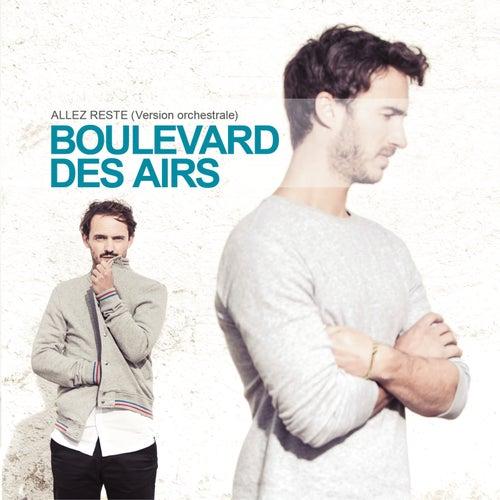 Allez reste (Version orchestrale) de Boulevard des airs