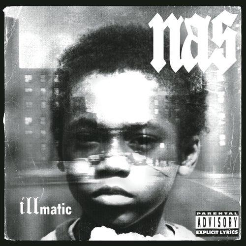10 Year Anniversary Illmatic Platinum Series von Nas