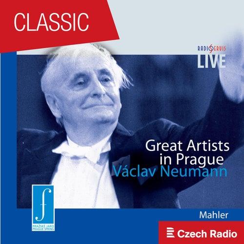 Great Artists in Prague: Václav Neumann / Mahler - Live at the Prague Spring Festival de Czech Philharmonic