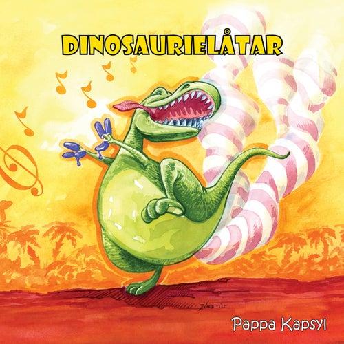 Dinosaurielåtar by Pappa Kapsyl