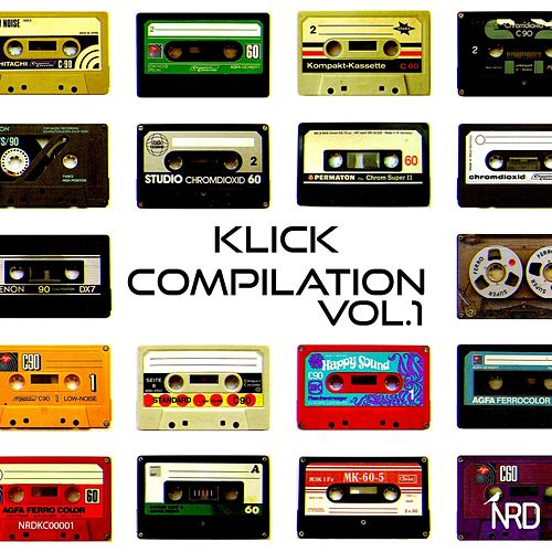 Klick Compilation Vol.01 de Various Artists