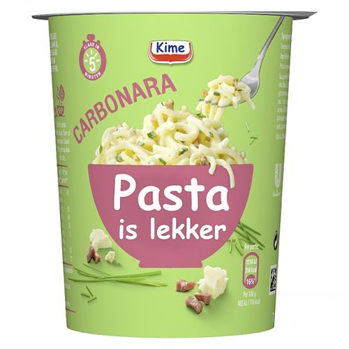 Pasta Is Lekker de Kime
