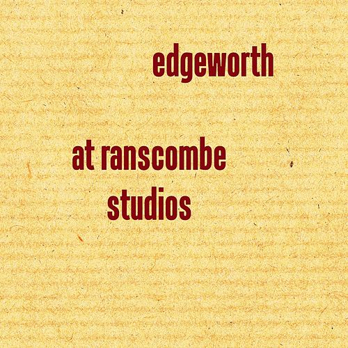 At Ranscombe Studios by Edgeworth