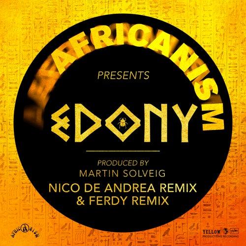 Edony (Nico De Andrea Rermix & Ferdy Remix) de Africanism