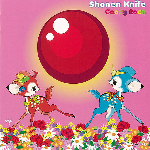 Candy Rock de Shonen Knife