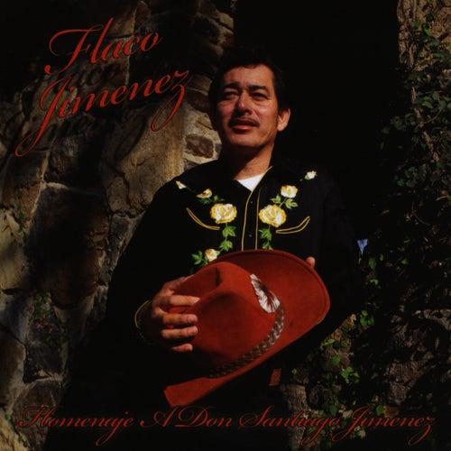 Homenaje A Don Santiago Jimenez de Flaco Jimenez