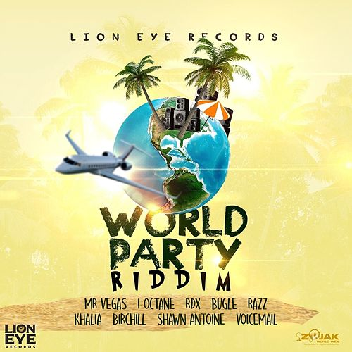World Party Riddim by Various Artists