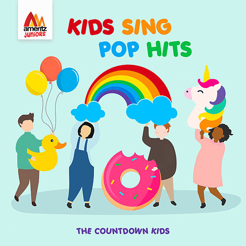 Kids Sing Pop Hits de The Countdown Kids