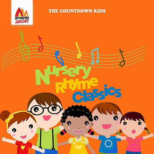 Nursery Rhyme Classics de The Countdown Kids