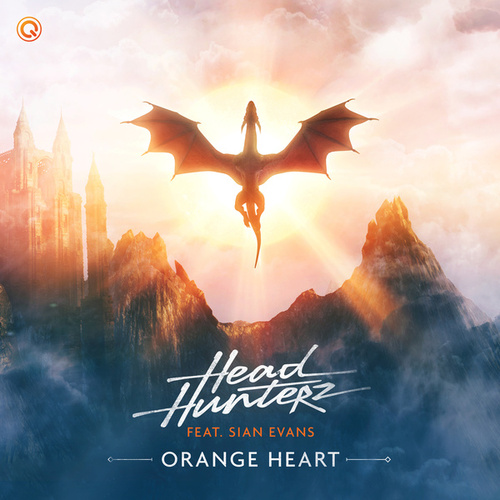 Orange Heart de Headhunterz