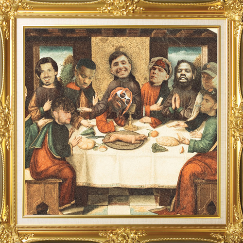 AMG Disciples Volume I (Tales From The Last Supper) von Various Artists