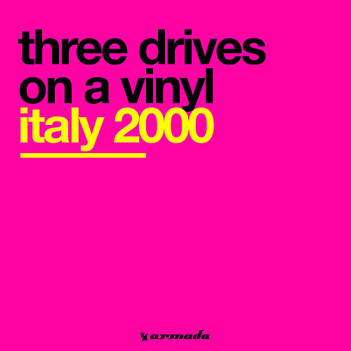 Italy 2000 von Three Drives On A Vinyl