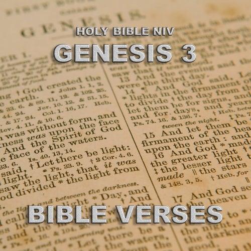 Holy Bible Niv Genesis 3 by Bible Verses