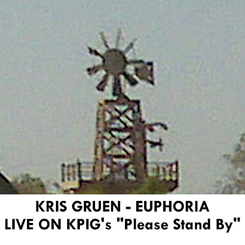 on KPIG Radio's 'Please Stand By' - Single by Kris Gruen