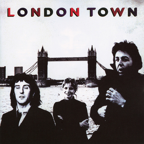 London Town by Paul McCartney