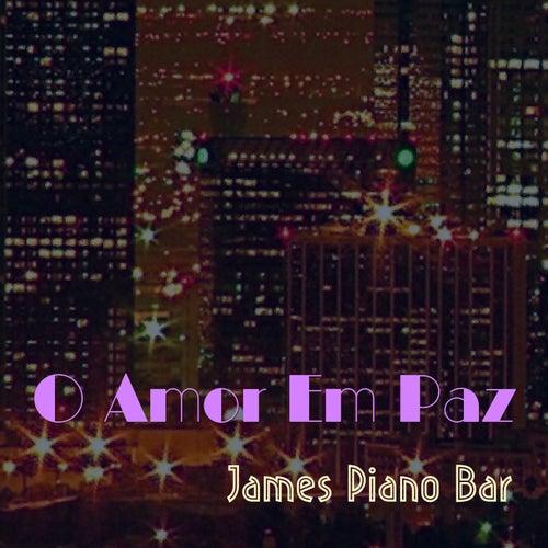 O amor em paz de James Piano Bar