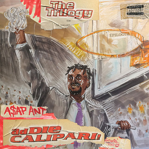 Addie Calipari (The Trilogy) von A$AP Ant