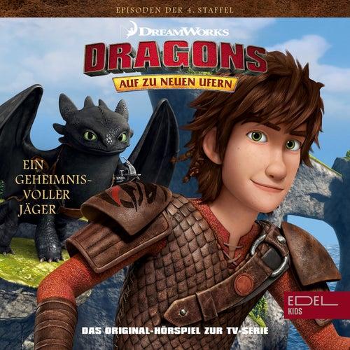 Folge 40: Graffnuss / Ein geheimnisvoller Jäger (Das Original-Hörspiel zur TV-Serie) von Dragons - Auf zu neuen Ufern