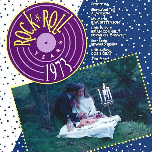 Rock 'N' Roll Years - 1973 von Various Artists
