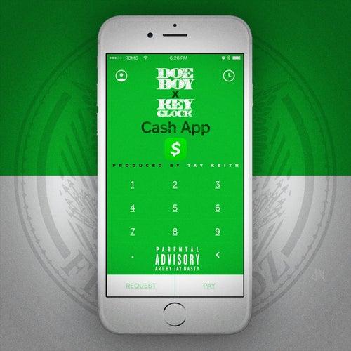 Cash App (feat. Key Glock) von Doe Boy
