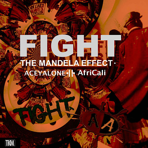 Fight! the Mandela Effect by Aceyalone