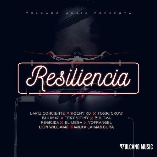 Resiliencia - Rap vs Dembow 2018 van Various Artists