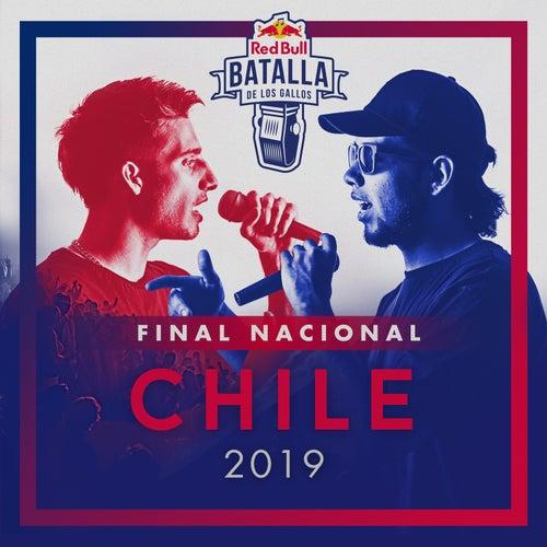 Final Nacional Chile 2019 de Red Bull Batalla de los Gallos