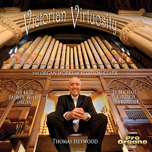 Victorian Virtuosity de Thomas Heywood