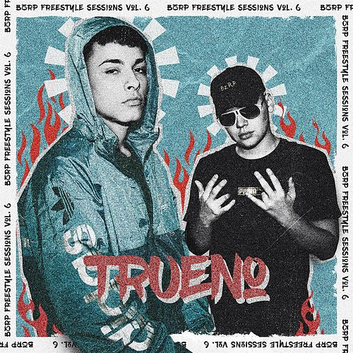 Trueno: Bzrp Freestyle Sessions, Vol. 6 de Bizarrap