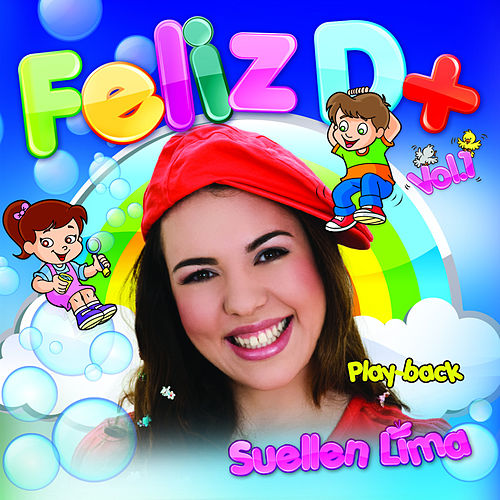 Feliz D+, Vol. 1 (Playback) by Suellen Lima