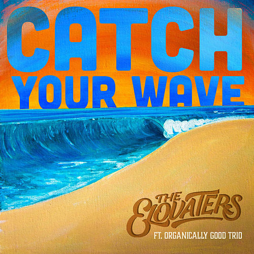 Catch Your Wave (feat. Organically Good Trio) von The Elovaters
