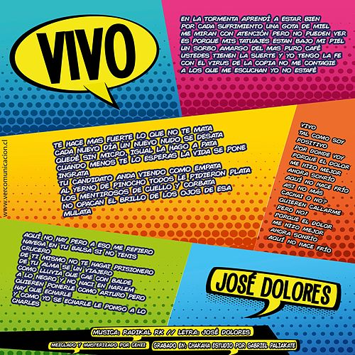 Vivo (En vivo) by José Dolores