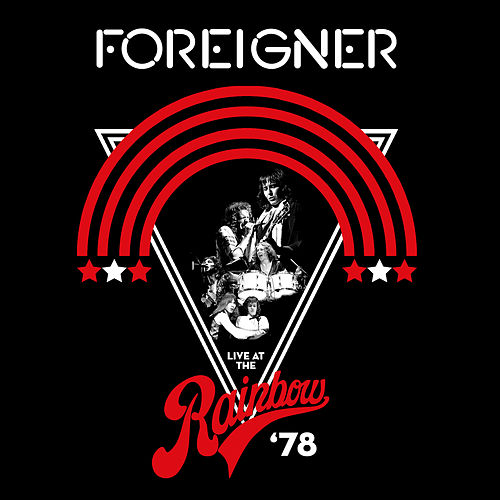 Live At The Rainbow '78 de Foreigner