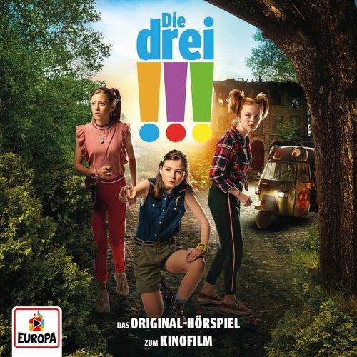 Das Original Hörspiel zum Kinofilm von Die Drei !!!