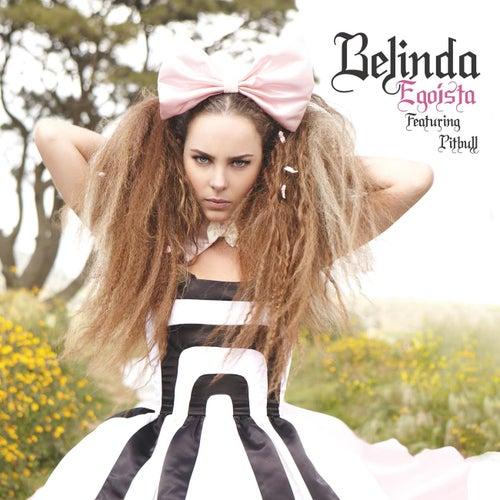 Egoista (feat. Pitbull English) de Belinda