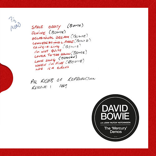 The 'Mercury' Demos (with John 'Hutch' Hutchinson) by David Bowie