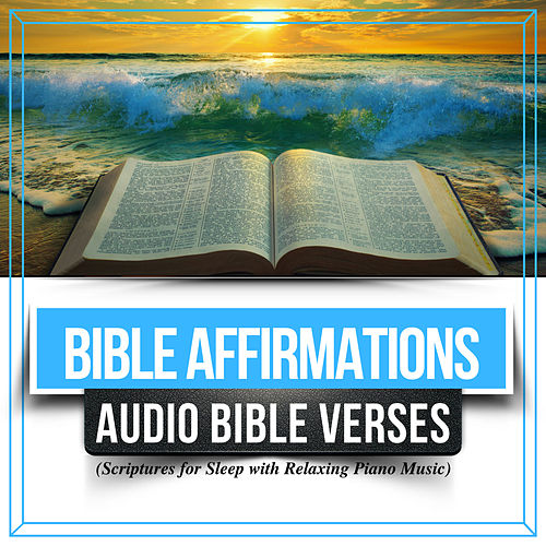 Peace of Mind Audio Bible: Verses Scriptures with Relaxing