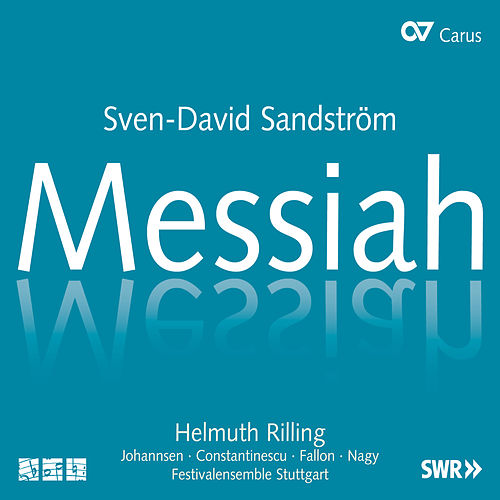 Sandstrom: Messiah by Helmuth Rilling