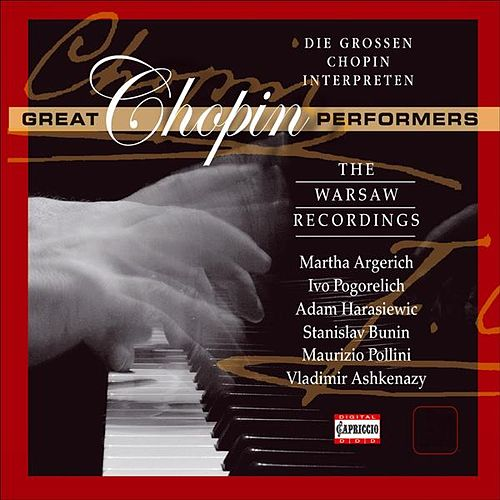 The Great Chopin Performances von Various Artists