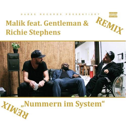 Nummern im System (Remix) von Malik