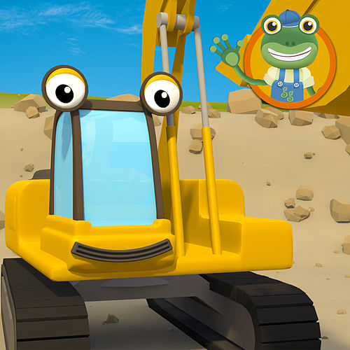 Eric the Excavator by Toddler Fun Learning