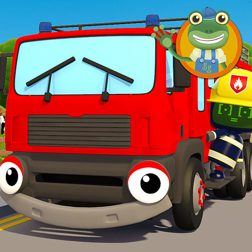 Fiona Fire Truck by Toddler Fun Learning
