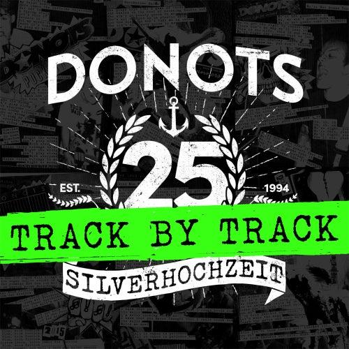 Silverhochzeit (Track by Track) von Donots