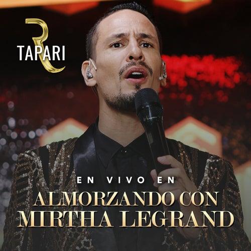 En Vivo en Almorzando Con Mirtha Legrand de Rodrigo Tapari