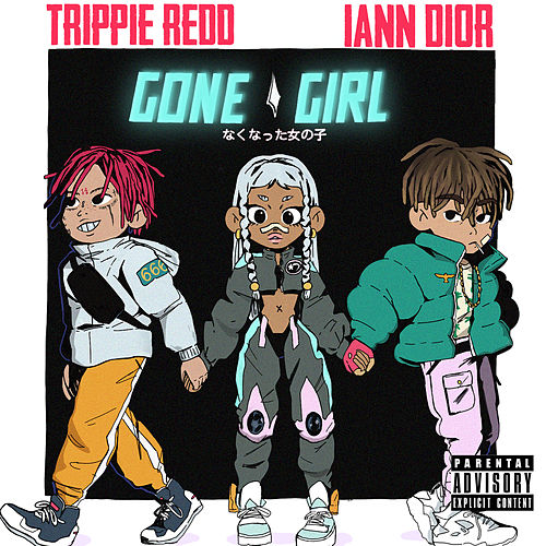 Gone Girl (feat. Trippie Redd) von Iann Dior
